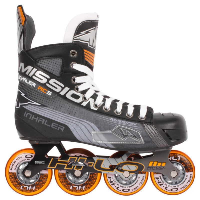 Mission Inhaler AC5 Senior Roller Hockey Skates
