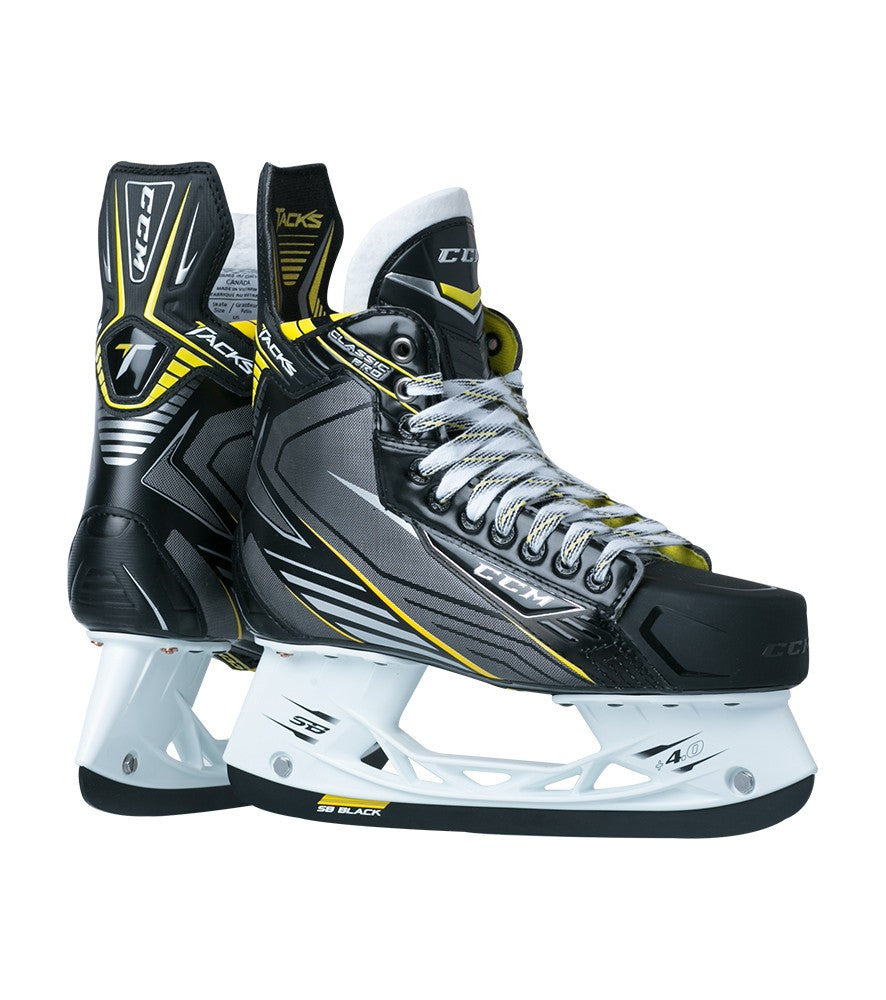 CCM Tacks Classic Pro Skate - Jr. (2016 Model)