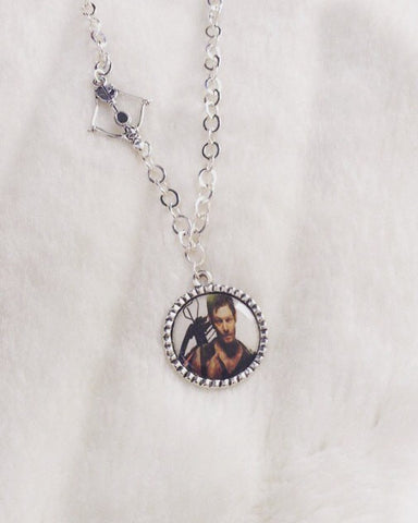 Daryl Dixon TWD Inspired Necklace