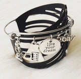 Lab Tech Bangle Bracelet