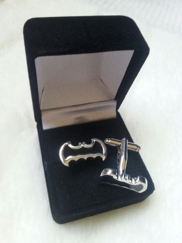 Batman Cufflinks - Gift Box Included