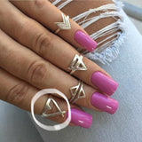 Teepee Adjustable Midi Ring - .925 Sterling Silver