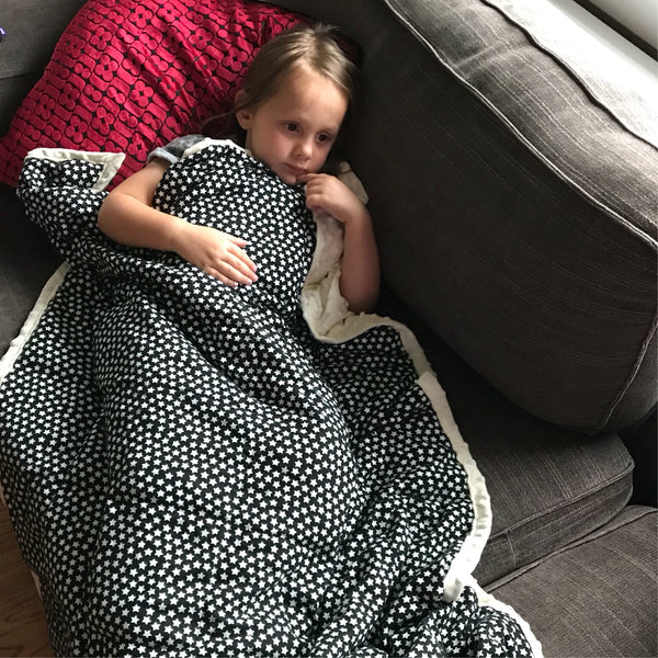 Custom Weighted Blankets & Weighted Lap Pads