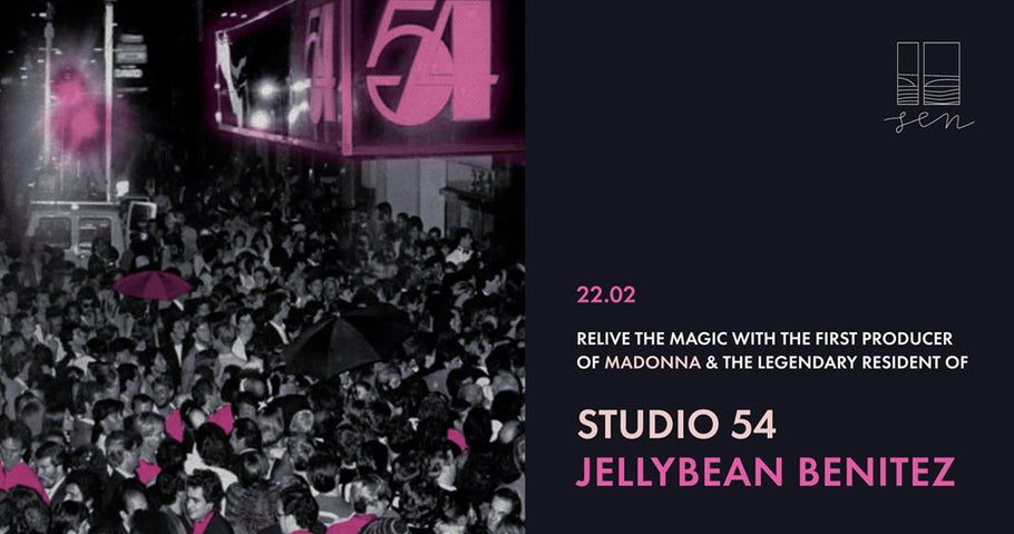 Friday February 22nd Jellybean Benitez at Club Sen in Warsaw, Poland