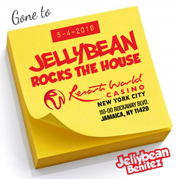 Ticket Info for 2nite: Saturday May 4th Jellybean Rocks The House at Resorts World Casino in Queens, NY