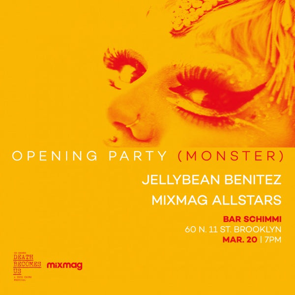 Wednesday March 20th Jellybean Benitez at Schimanski in Brooklyn, NY