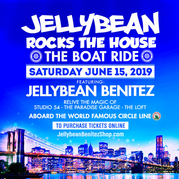 Saturday June 15th Jellybean Rocks The House - The Boat Ride in New York, NY - Tickets Now On Sale