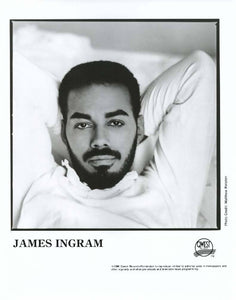 Rest In Peace James Ingram