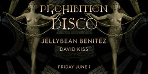 Friday June 1st Jellybean Benitez at House Of Yes Brooklyn