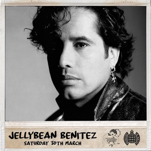 Saturday March 30th in London - A Night In Paradise with Jellybean Benitez at Ministry Of Sound London England