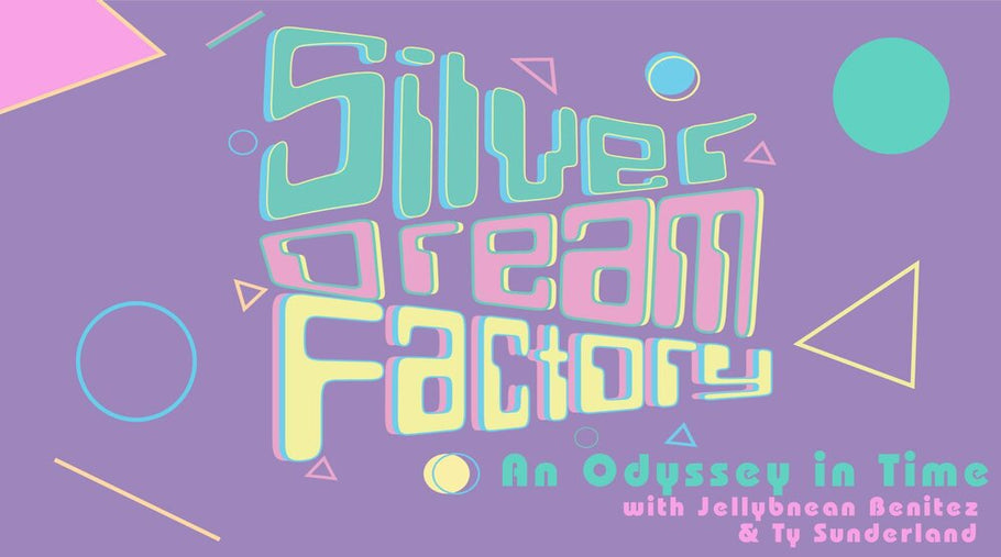 Thursday Feb 20th ~ Silver Dream Factory with Jellybean Benitez at 3 Dollar Bill ~ Brooklyn, NY
