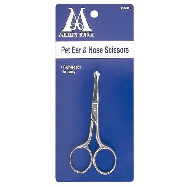 Rounded Ear & Nose Scissors