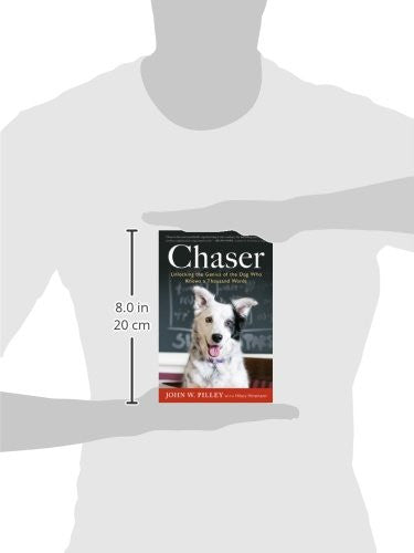 Chaser - Dog Who Knows 1000 Words - Hardcover