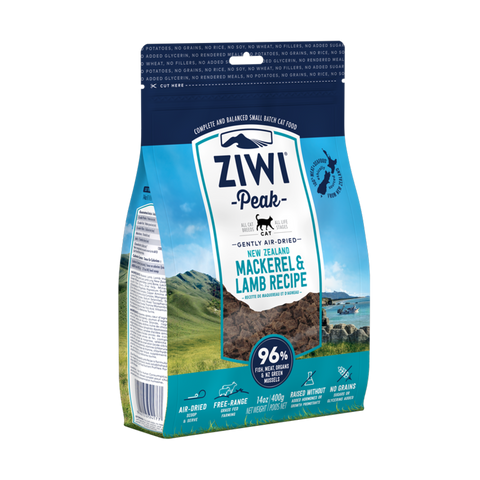 ZiwiPeak 'Daily Cat' Mackerel & Lamb Cuisine