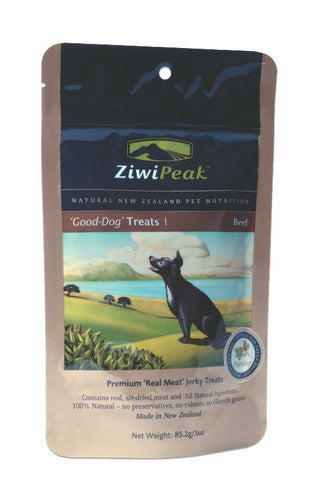 ZiwiPeak Dog Treats Beef
