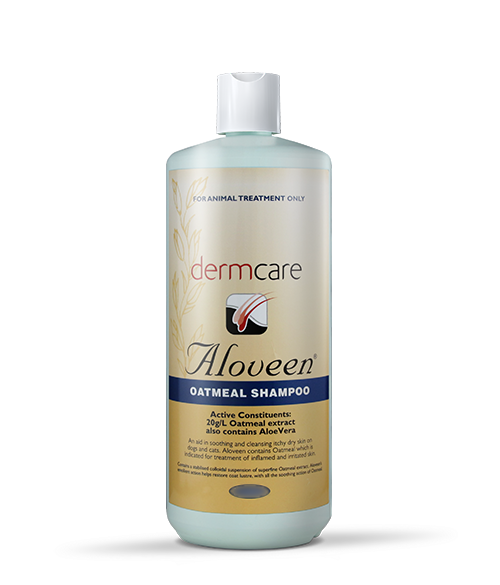 Inflamed and Irritated Skin - Aloveen Oatmeal Shampoo