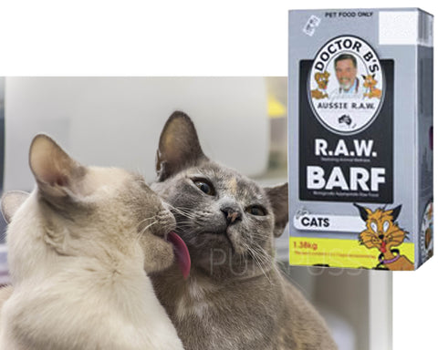 BARF for Cats Turkey