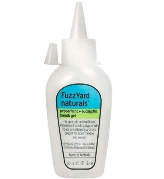 Fuzzyard Breath Gel