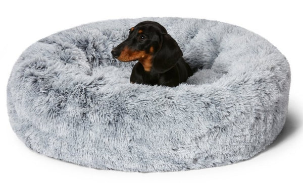 Cuddler - Soothing and Comforting - Silver Fox, Mink or Blossom Pink