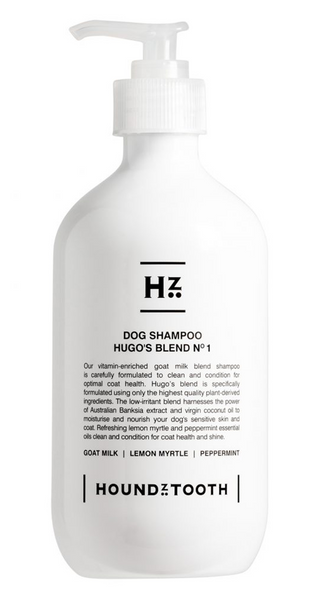 Houndztooth HUGO'S BLEND SHAMPOO FOR SENSITIVE SKIN