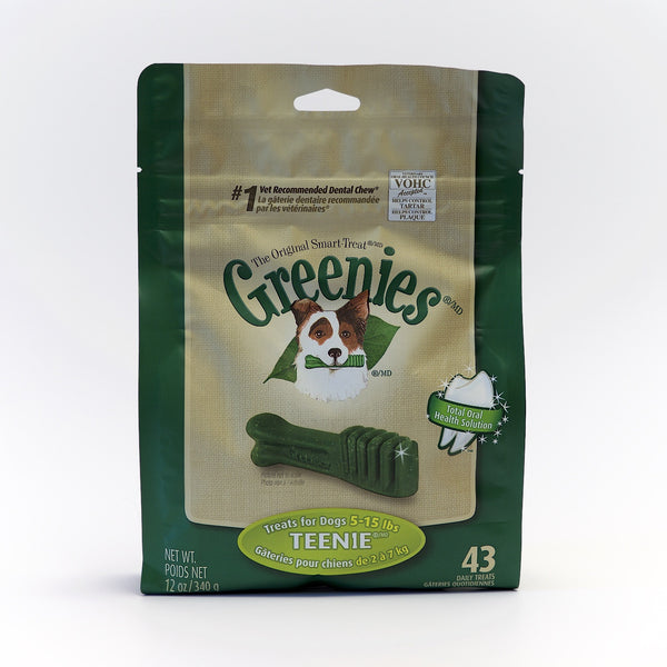 Greenies Dental Chews Range