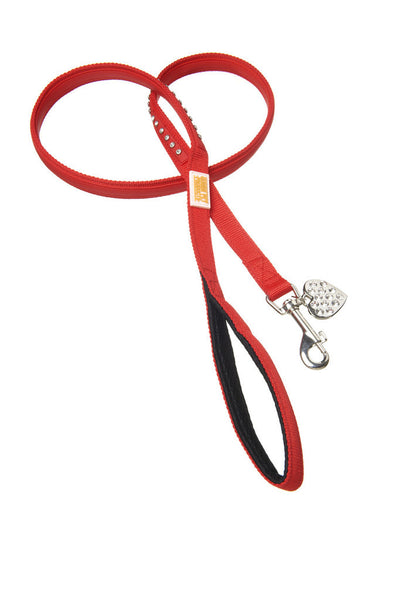 Bling Red Leash