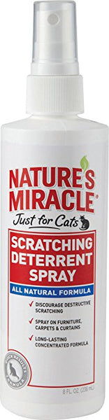 Nature's Miracle Scratching Deterrent