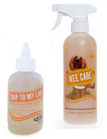 Pet Loo Odour Remover - Pet Loo Attractant