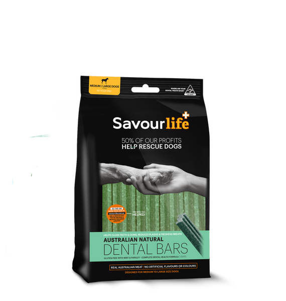 Savour Life Dental Chews Range