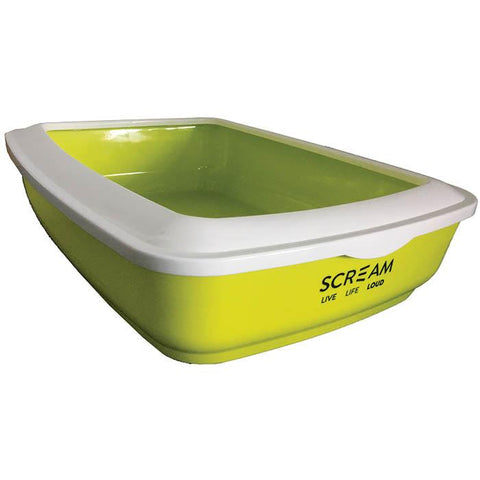 Scream Litter Tray Range