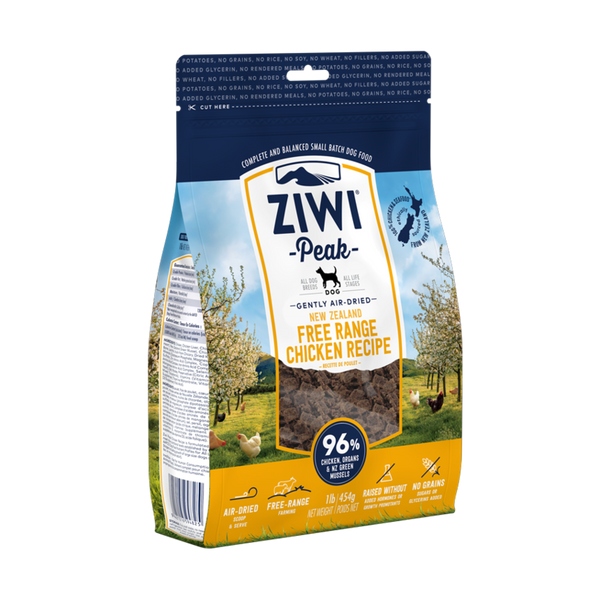 Chicken Ziwi Peak Gently Air Dried