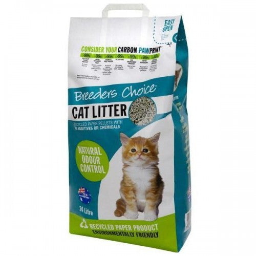 Breeder's Choice Cat Litter - 15 & 30 litres
