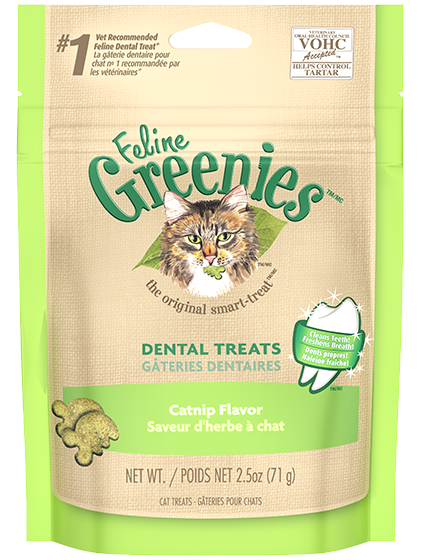 Greenies Catnip Flavour