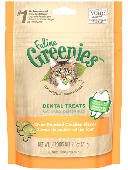 Greenies Oven Roasted Chicken Flavour