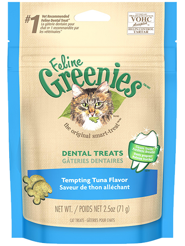 Greenies Tempting Tuna Flavour