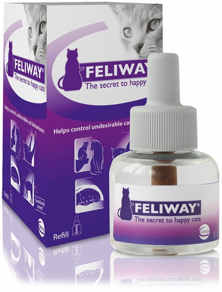 Soothing Feliway Dispenser & Refills