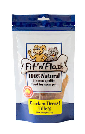 Fit N Flash Chicken Breast 50 & 100g