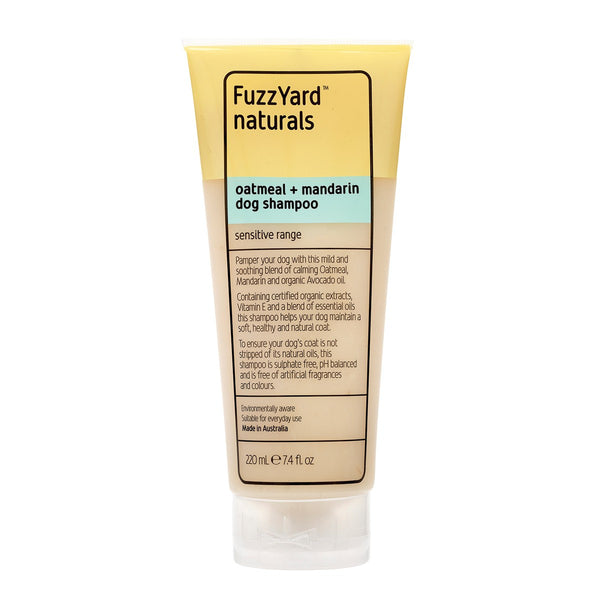 FuzzYard Sensitive Shampoo