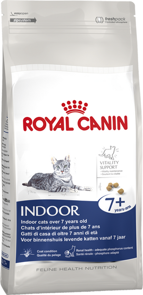 Royal Canin Feline Indoor 7 years plus