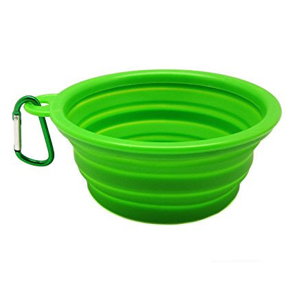 Pop Up Portable Bowl