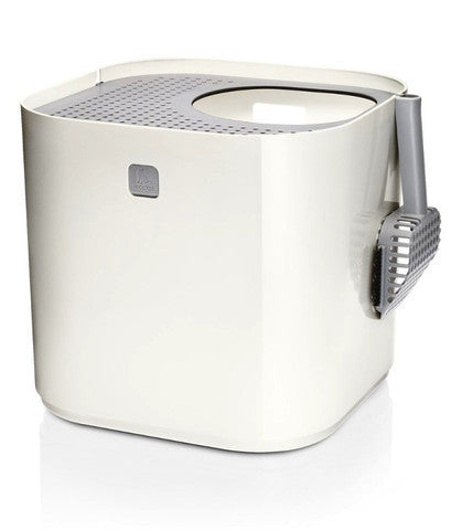 Modkat Litter Box White