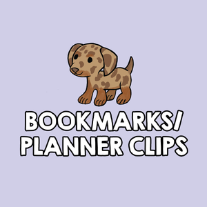 Bookmarks/Planner Clips