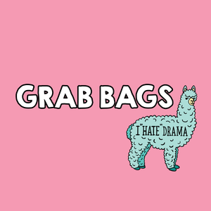 Grab Bags and Sticker Mix