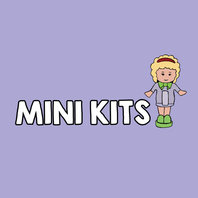 Mini Decorating Kits
