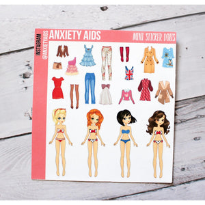 Sticker Dolls Mini