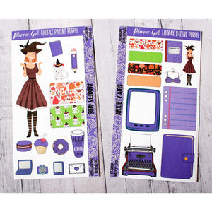 Planner Girl: Filofax Patent Purple