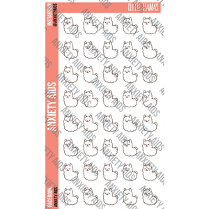 Little Llama Stickers