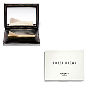 Bobbi Brown blotting paper