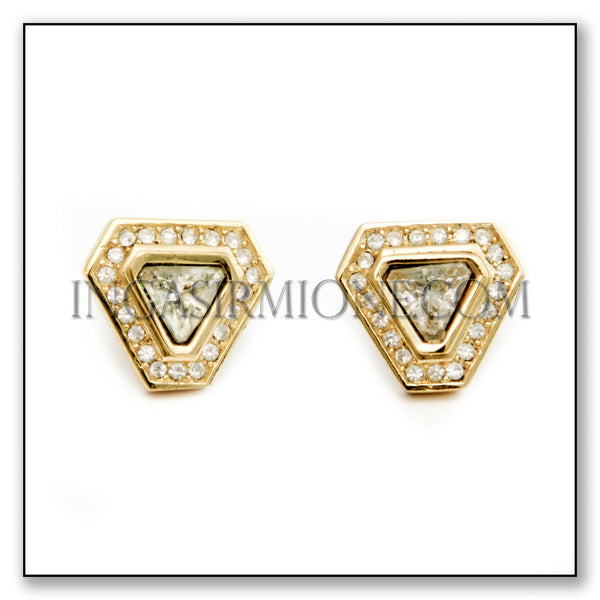 d77b7e056d9614 CHRISTIAN DIOR EARRINGS – INGA SIRMIONE