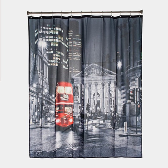 Shower Curtains bathroom ensembles shower curtains : Water Proof Shower Curtain Liners / Bathroom Shower Curtains ...